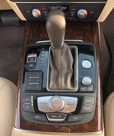 Lăn bánh hơn 16.000km, Audi A6 2016 được rao bán lại giá 1,83 tỷ đồng - Ảnh 7.