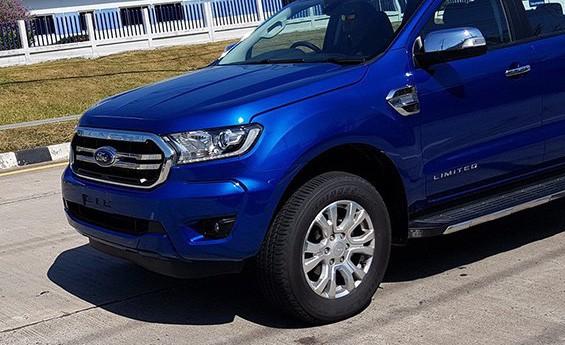 Ford Ranger 2018 bất ngờ lộ diện tại Thái Lan, sắp về Việt Nam - Ảnh 1.