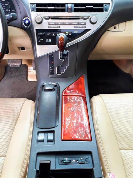 Lexus RX450h đời 2009 biển tứ quý 2 bán lại giá gần bằng Mercedes-Benz GLC - Ảnh 6.