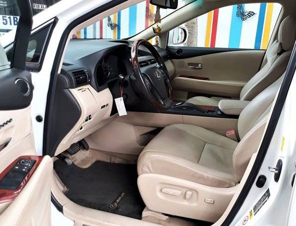 Lexus RX450h đời 2009 biển tứ quý 2 bán lại giá gần bằng Mercedes-Benz GLC - Ảnh 5.
