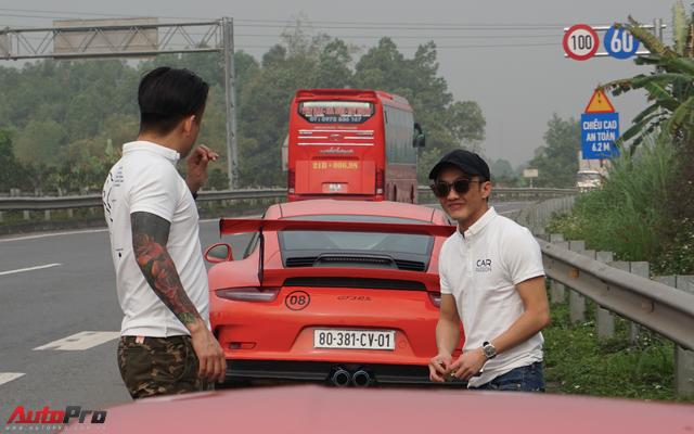 Pha drift Porsche GT3 RS của Cường Đô la là video thu hút lượt xem lớn nhất trong tuần qua - Ảnh 2.