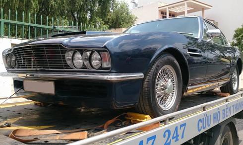 Điểm mặt những mẫu xe của Aston Martin đang lăn bánh tại Việt Nam - Ảnh 15.