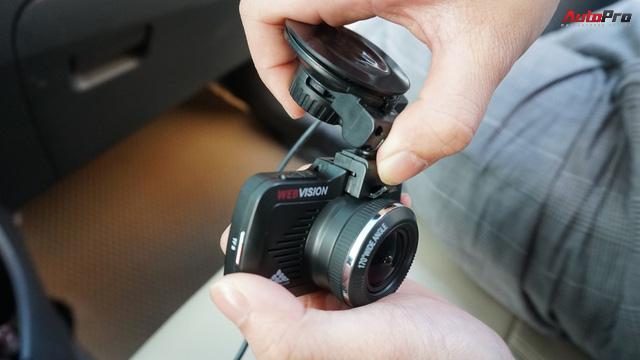 Đánh giá camera hành trình Webvision S8: Lấy chất lượng ghi hình làm điểm mạnh - Ảnh 11.