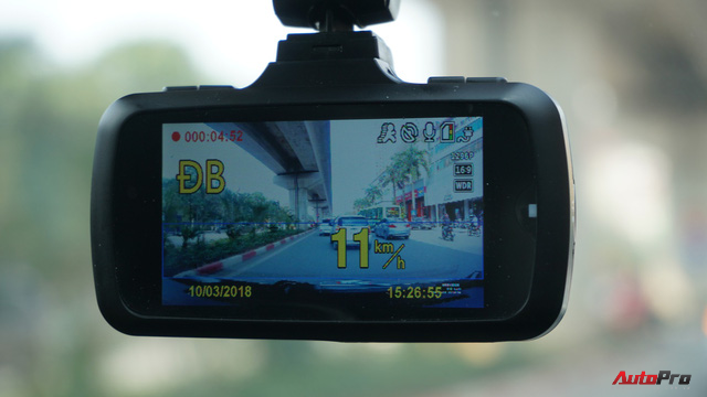 Đánh giá camera hành trình Webvision S8: Lấy chất lượng ghi hình làm điểm mạnh - Ảnh 15.