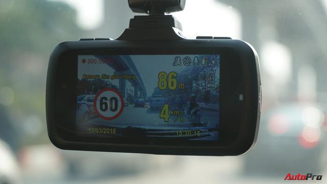 Đánh giá camera hành trình Webvision S8: Lấy chất lượng ghi hình làm điểm mạnh - Ảnh 4.