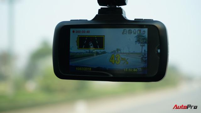 Đánh giá camera hành trình Webvision S8: Lấy chất lượng ghi hình làm điểm mạnh - Ảnh 16.