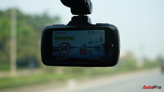 Đánh giá camera hành trình Webvision S8: Lấy chất lượng ghi hình làm điểm mạnh - Ảnh 5.