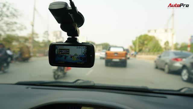 Đánh giá camera hành trình Webvision S8: Lấy chất lượng ghi hình làm điểm mạnh - Ảnh 6.