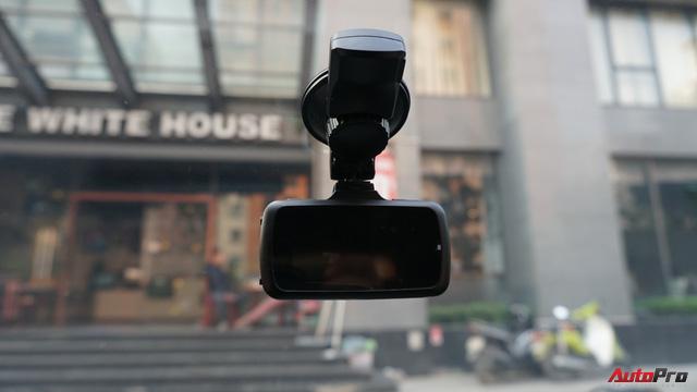 Đánh giá camera hành trình Webvision S8: Lấy chất lượng ghi hình làm điểm mạnh - Ảnh 12.