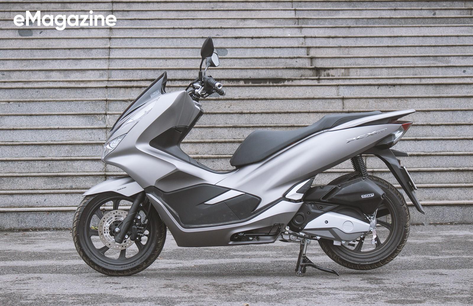 Giới thiệu Honda PCX 150 2018