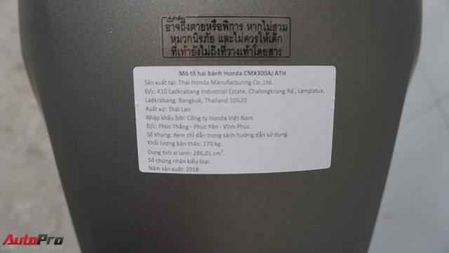 Honda Rebel 300 ngày đầu bán tại Việt Nam: Lạc lõng, không bị thổi giá nhưng khan hàng - Ảnh 4.