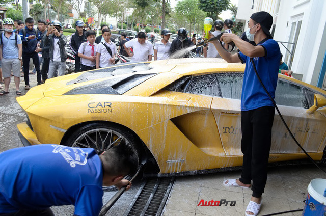 Siêu xe được chăm sóc thế nào sau 5 ngày Car & Passion 2018? - Ảnh 13.