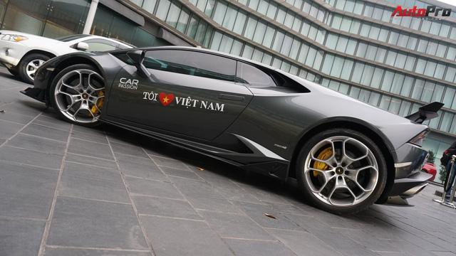 Đâu là thương hiệu có số lượng siêu xe lớn nhất tham dự Car & Passion 2018? - Ảnh 4.