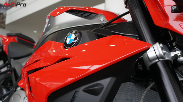 THACO nhập BMW S1000R mới, sắp công bố giá  - Ảnh 9.