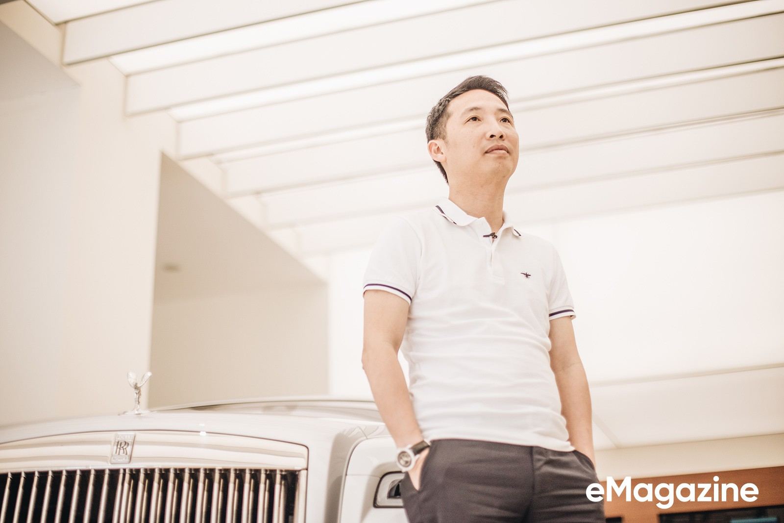 Đoàn Hiếu Minh - Người kể chuyện Rolls-Royce trên Facebook - Ảnh 4.
