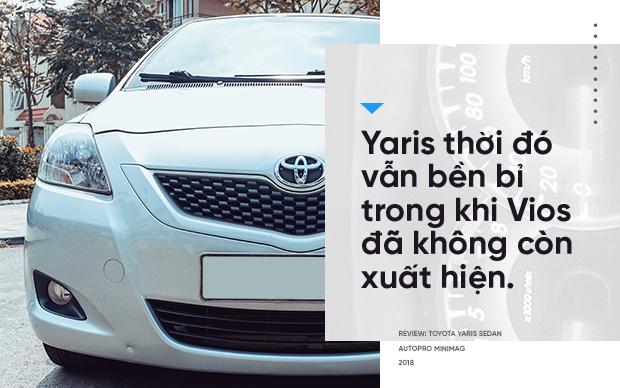 Người dùng Toyota Yaris sedan 10 năm chưa đổi xe: Chạy mãi không hỏng - Ảnh 4.