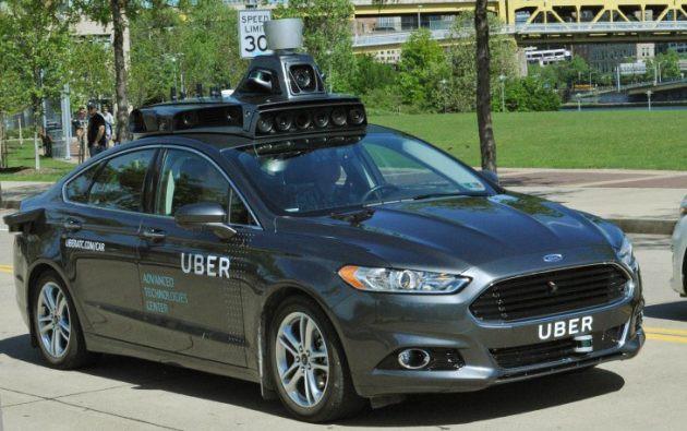 Nhìn lại tham vọng của Uber trên thị trường xe tự lái - Ảnh 1.