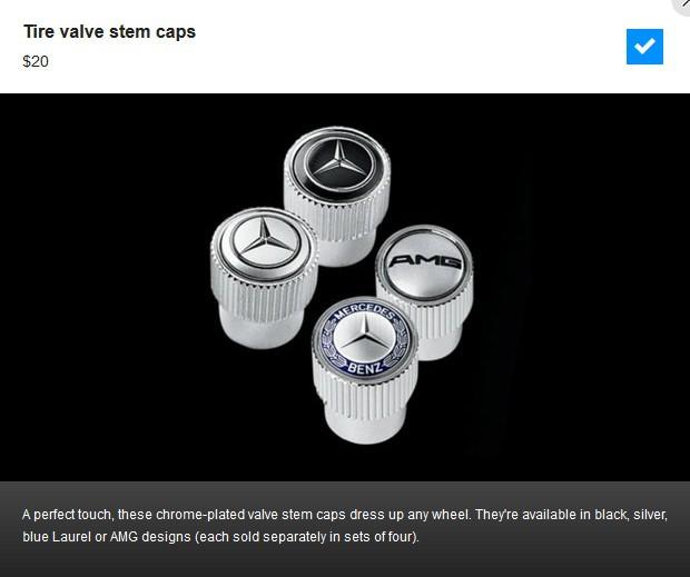 Chiều khách hàng giàu có, Mercedes-Benz tung ra 19 tùy chọn nắp chụp bánh xe - Ảnh 3.