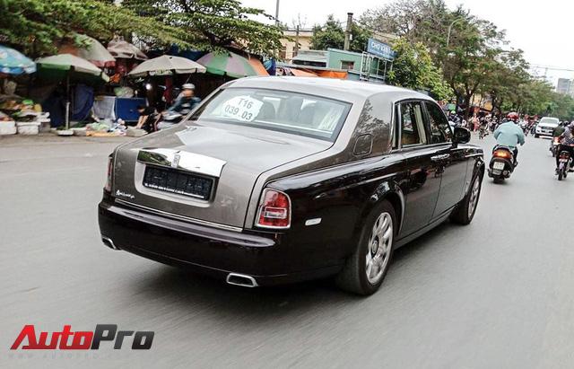 Bộ đôi Lamborghini Aventador độ khủng và Rolls-Royce Phantom chưa biển dạo chơi tại Hải Phòng - Ảnh 13.