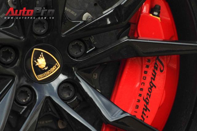 Bộ đôi Lamborghini Aventador độ khủng và Rolls-Royce Phantom chưa biển dạo chơi tại Hải Phòng - Ảnh 8.