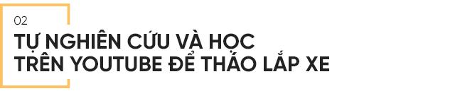 Hành trình lột xác BMW 525i cũ nát tuổi đời hơn 2 thập kỷ của nhóm người trẻ Việt - Ảnh 4.