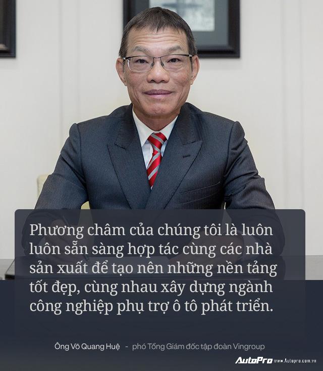 Chiến tướng VINFAST giải thích cách làm ô tô thương hiệu Việt - Ảnh 2.