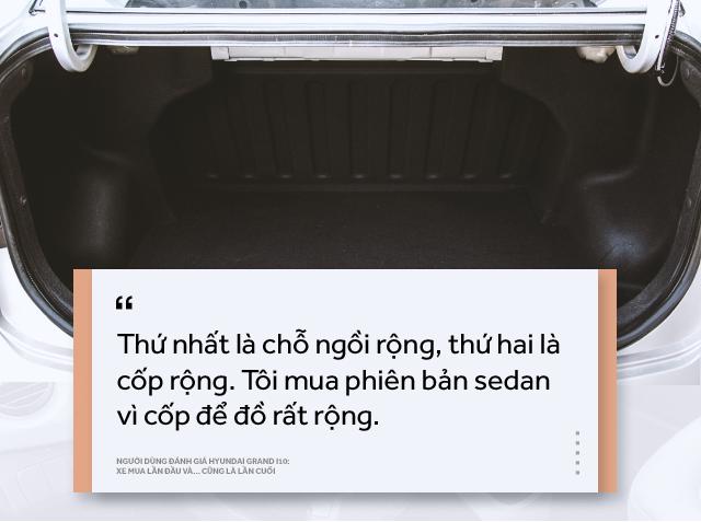 Người dùng đánh giá Hyundai Grand i10: Xe mua lần đầu và… cũng là lần cuối - ảnh 2