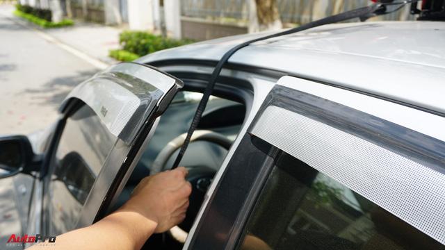Dùng thử ô che nắng xe hơi - Giải pháp chống cháy cho mùa hè oi bức đã thực sự đến từ hôm nay - Ảnh 6.