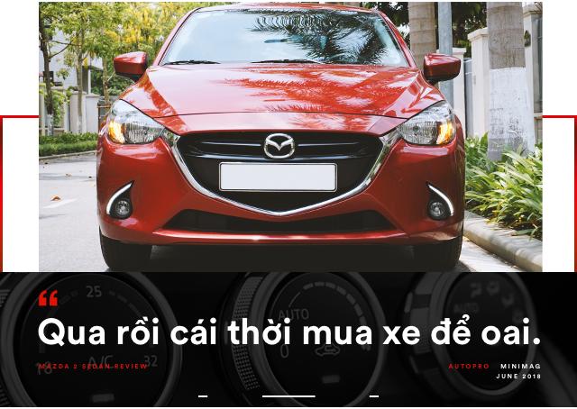 Người dùng đánh giá Mazda2: Không phân vân Toyota Vios vì đắt - Ảnh 1.