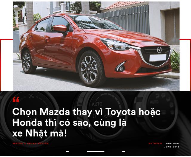 Người dùng đánh giá Mazda2: Không phân vân Toyota Vios vì đắt - Ảnh 3.