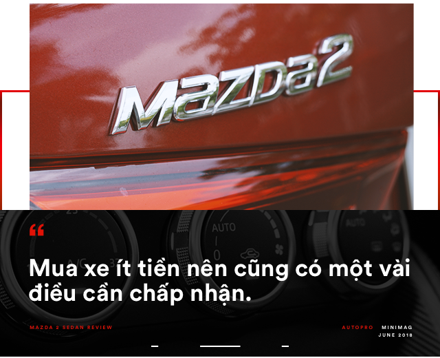 Người dùng đánh giá Mazda2: Không phân vân Toyota Vios vì đắt - Ảnh 5.