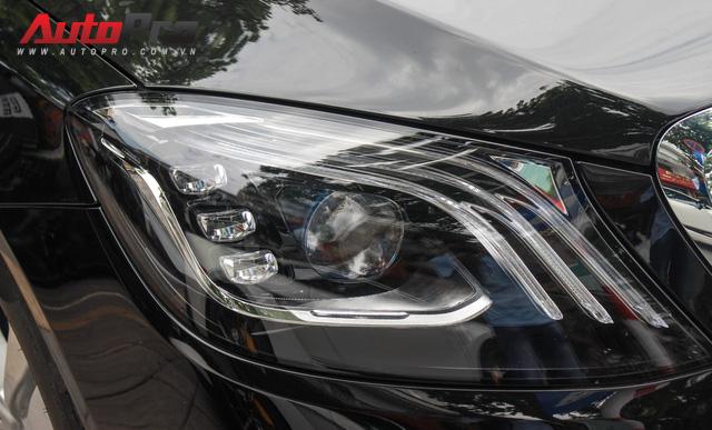 Vừa ra mắt, Mercedes-Benz S450 L 2018 đã lăn bánh trên đường, cặp cùng Lamborghini độc nhất Việt Nam - Ảnh 13.