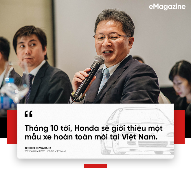 'Sếp' Honda Việt Nam tròn một năm ngồi ghế nóng: Thị trường xe máy, ô tô Việt vẫn còn tiềm năng - Ảnh 17.