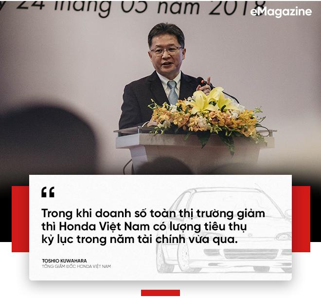 'Sếp' Honda Việt Nam tròn một năm ngồi ghế nóng: Thị trường xe máy, ô tô Việt vẫn còn tiềm năng - Ảnh 5.