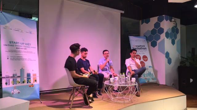 Đừng chỉ lo cạnh tranh với Grab, giao thông Việt Nam còn chằng chịt vấn đề để các startup Việt giải quyết! - Ảnh 1.