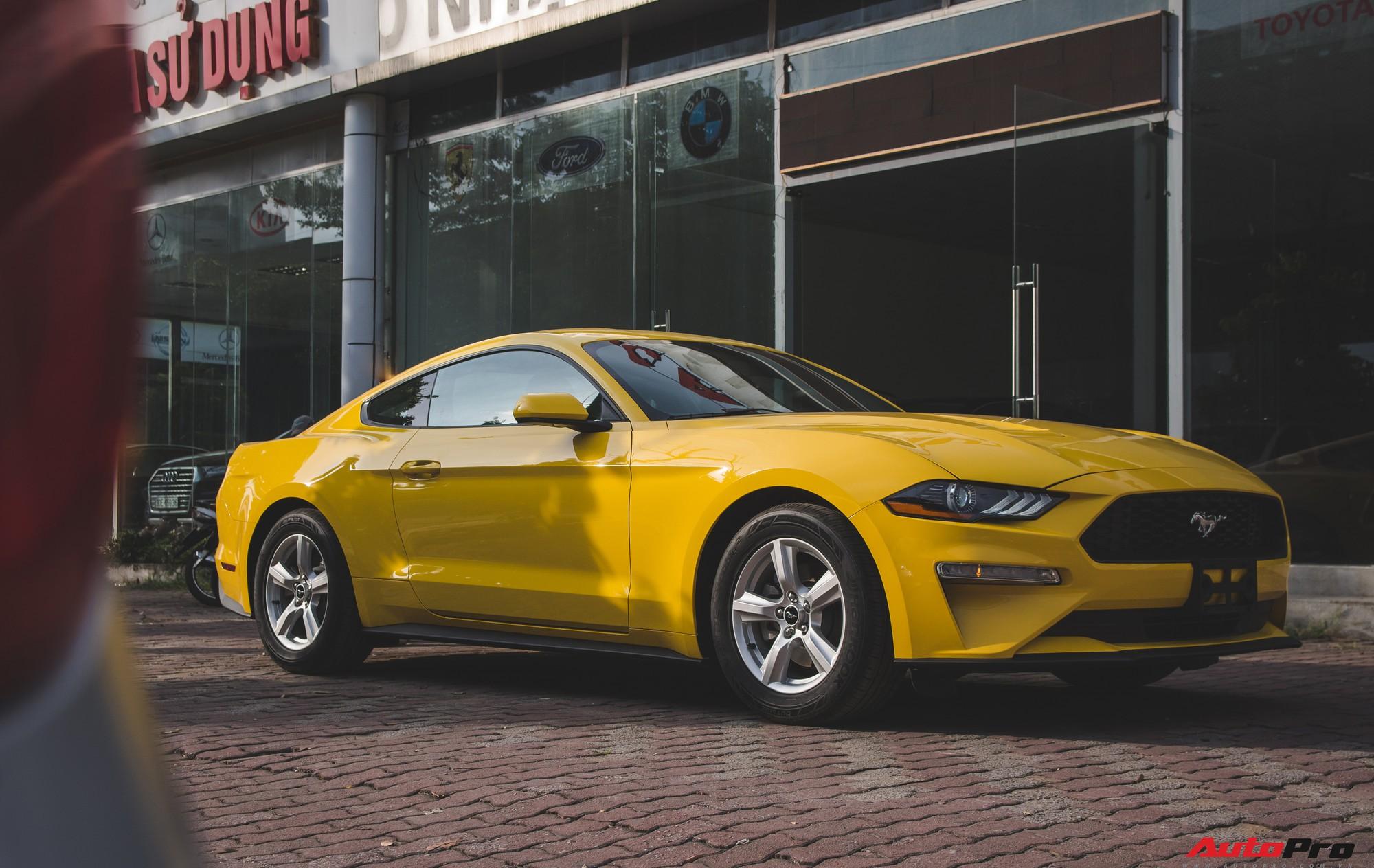 Trải nghiệm nhanh ford mustang 2018 bán ra đầu tiên tại việt nam ảnh 3