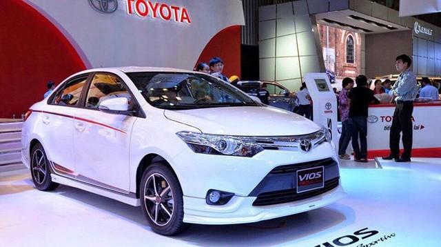 Giá ô tô tháng 6-2018: Kẻ giữ giá, người giảm hơn trăm triệu/xe - Ảnh 1.