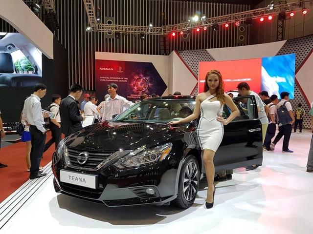 Giá ô tô tháng 6-2018: Kẻ giữ giá, người giảm hơn trăm triệu/xe - Ảnh 2.