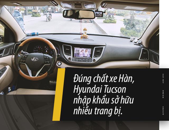 Fan xe Hàn đánh giá Hyundai Tucson nhập khẩu sau hơn 1 năm sử dụng: Như xe Đức giá Hàn - Ảnh 2.