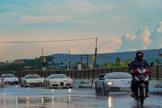 Bugatti của ông Đặng Lê Nguyên Vũ đã trèo đèo, vượt hàng ngàn km từ TP. HCM ra tới Hà Nội như thế nào? - Ảnh 2.