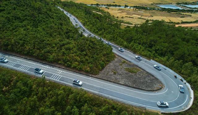 Bugatti của ông Đặng Lê Nguyên Vũ đã trèo đèo, vượt hàng ngàn km từ TP. HCM ra tới Hà Nội như thế nào? - Ảnh 3.