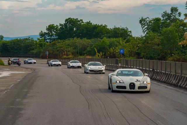 Bugatti của ông Đặng Lê Nguyên Vũ đã trèo đèo, vượt hàng ngàn km từ TP. HCM ra tới Hà Nội như thế nào? - Ảnh 4.