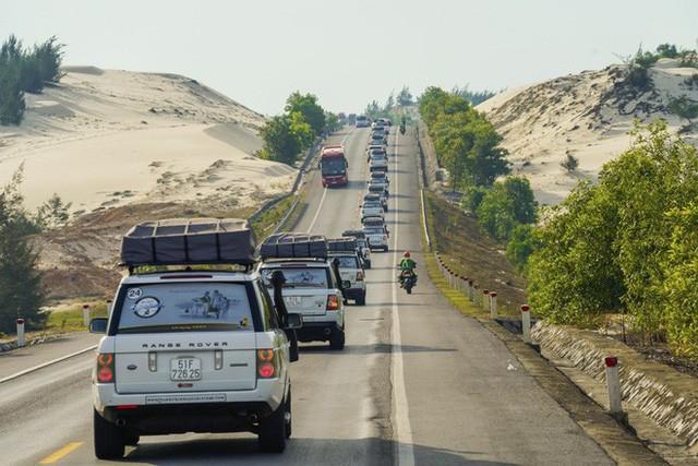 Bugatti của ông Đặng Lê Nguyên Vũ đã trèo đèo, vượt hàng ngàn km từ TP. HCM ra tới Hà Nội như thế nào? - Ảnh 6.
