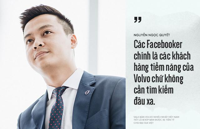 Salesman bán Volvo nhiều nhất Việt Nam tiết lộ bí kíp bán được xe tiền tỷ cho đại gia Việt - Ảnh 13.