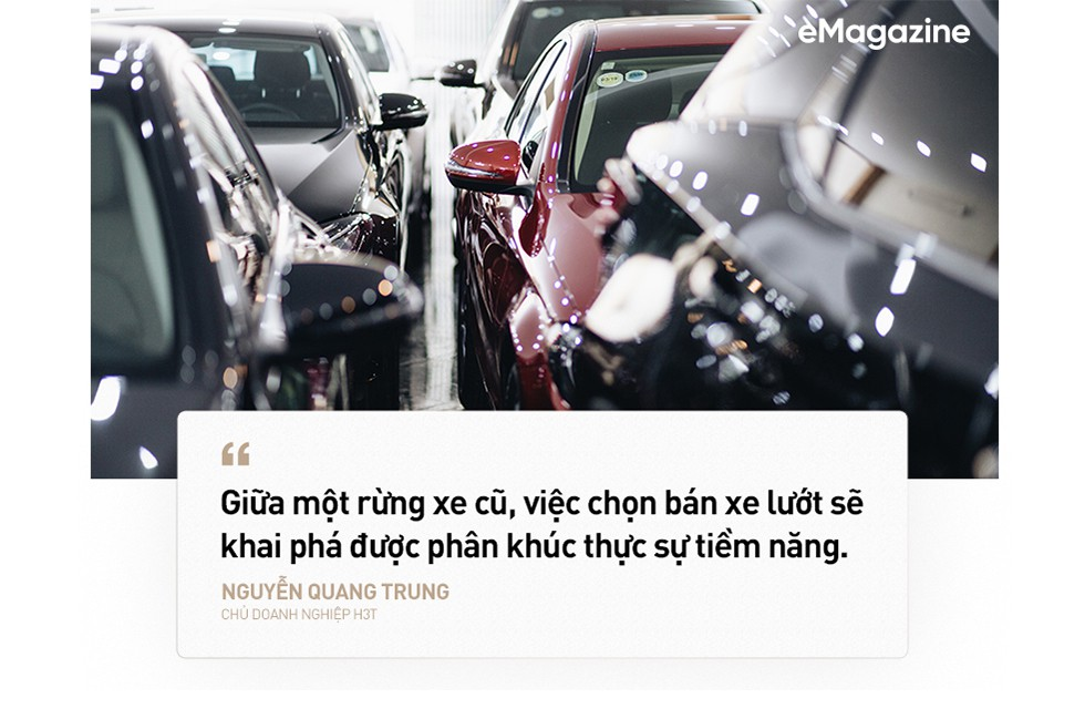 Quang Trung: Từ Bimmer thành Ông chủ đỉnh cao xe lướt sau cú ngã của Euro Auto - Ảnh 8.