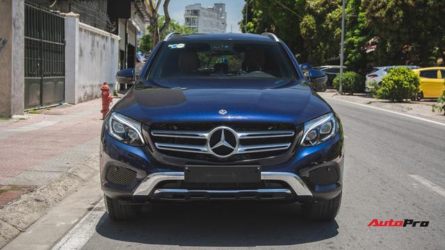 Thích trải nghiệm BMW X3, đại gia Hà Nội bán lại Mercedes-Benz GLC 250 ngay sau 1 vạn km đầu tiên - Ảnh 1.