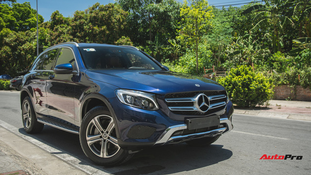 Thích trải nghiệm BMW X3, đại gia Hà Nội bán lại Mercedes-Benz GLC 250 ngay sau 1 vạn km đầu tiên - Ảnh 3.