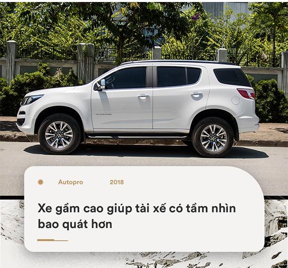 Người dùng đánh giá xe Chevrolet Trailblazer: Người ta hỏi xe này mấy tỷ? - Ảnh 4.