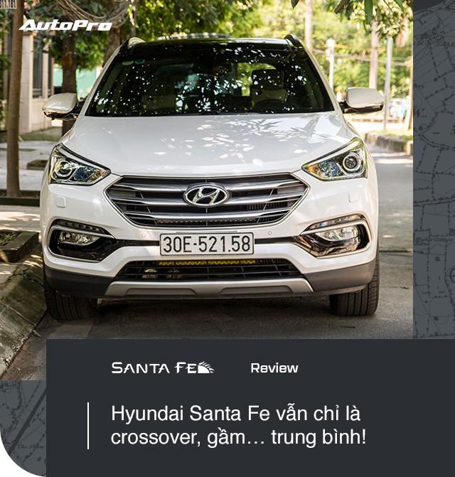 """Dùng tới 2 chiếc Hyundai Santa Fe, người dùng đánh giá: """"Nuôi xe rẻ bèo"""" - Ảnh 2."""