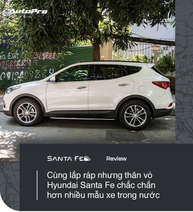 """Dùng tới 2 chiếc Hyundai Santa Fe, người dùng đánh giá: """"Nuôi xe rẻ bèo"""" - Ảnh 3."""